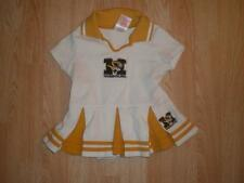 Infant/Baby Missouri Tigers 18 Mo Cheerleader Cheer Outfit Dress