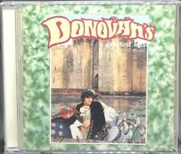 DONOVAN - GREATEST HITS AND MORE, CD ALBUM, (1989).