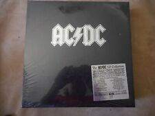 """AC/DC """"16 LP BOX SET REMASTERED"""" FACTORY SEALED WITH HYPE STICKER 2003"""