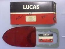 54578541 VERY RARE ORIGINAL LUCAS XJ6 L/H TAIL LIGHT LENS NOS 11737