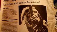 Dire Straits. Mark Knopler. Barcelona. 1992