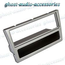 Opel Silber Auto CD Stereo Verkleidung Radio Armaturentafel Einfassung Adapter