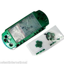 Full Housing Shell Faceplate Case Repair Replacement for Sony PSP 3000 Console