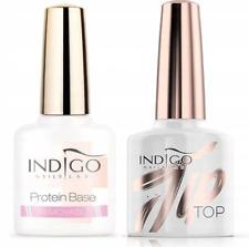 Indigo Set Protein Base 7ml + Tip Top 7ml