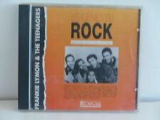 CD ALBUM Les génies du rock FRANKIE LYMON & THE TEENAGERS RK CD 447