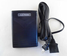 FOOT CONTROL PEDAL Cord Simplicity Elna Bernette Babylock Alphasew Consew Viking