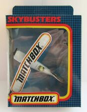 Matchbox Skybusters SB-12 Pitts Special-Matchbox-como Nuevo/Caja