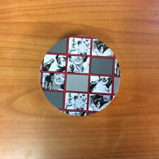 Lot of 4  Coca Cola Coke Coasters in Tin - Like New