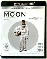 Moon - 4K UHD Ultra HD Blu-ray / Bluray [Sam Rockwell]