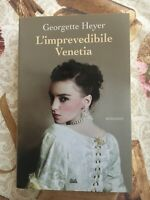 Georgette Heyer L'imprevedibile Venetia - Mondadori 2019
