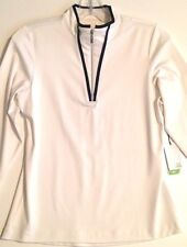 Tail Long Sleeve Golf Shirt-Small