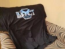 Impact Wrestling Owl Logo Anthem XXL RARE OOP Shirt FREE SHIPPING TNA ROH NWA