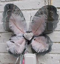 UNICORN HORN FAIRY WINGS HEART DIAMANTE FEATHERS FAE FESTIVAL KIDS ADULT