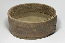 Antique Bulgarian Harvest Bushel Basket 1800's