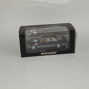 Minichamps 1989-91 Mercedes Benz 560 SLE Black