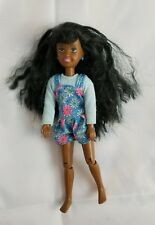 1996 Bicyclin Janet Bicycle Riding Articulated Jointed Stacie Barbie Doll AA