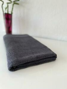 "100% Cotton Extra Large Oversized Bath Towel Grey Bath Sheet 35x80"""