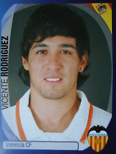 Panini 34 Vicente Rodriguez FC Valencia UEFA CL 2006//07