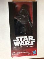 Star Wars The Force Awakens Kylo Ren 6 inch action figure