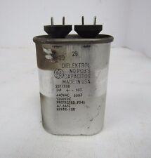 DIELEKTROL CAPACITOR 28F1950 2UF 440VAC 1200VDC