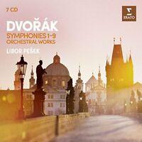 Libor Pešek - Dvorak: The Complete Symphonies [CD]