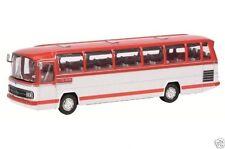 Schuco 26111 - Mercedes Benz O302 Bus - Red & White