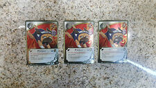 Naruto CCG TCG Card Game 3x Pakkun N 959 Foil Promo