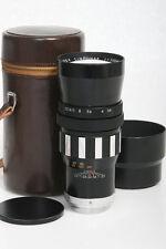 Taika Super Cinconar 200mm f3.4 Telephoto Lens Exakta Mount  Mint-