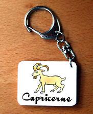 Porte-clés zodiaque CAPRICORNE