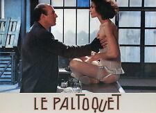 SEXY FANNY ARDANT MICHEL PICCOLI LE PALTOQUET 1986 PHOTO VINTAGE LOBBY CARD N°1