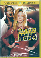 Against the Ropes (2004) DVD NUOVO SIGILLATO Meg Ryan. Omar Epps. Tony Shalhoub