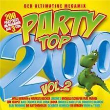 Various - Party Top 200 Vol.2-der Ultimative Megamix /3