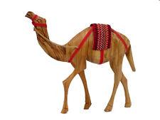 Big Olive Wood Camel 16 inches (40cm)