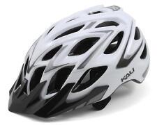 NEW Kali Protectives Chakra Plus Bike Helmet Wisdom White, Medium/Large 58-62mm