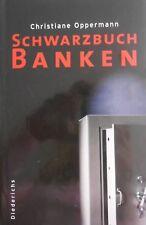 Schwarzbuch Banken von C. Oppermann 2002 geb.