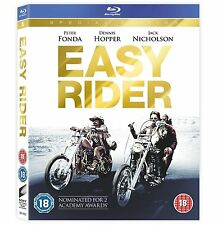 EASY RIDER Special Edition Blu-Ray BRAND NEW Free Ship