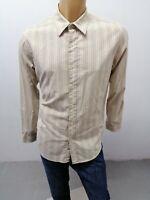 Camicia CALVIN KLEIN Uomo Taglia Size M Chemise Homme Shirt Man Cotone P 6398