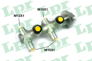 Brake Master Cylinder fits FORD FIESTA Mk1 1.6 81 to 83 L3E LPR 6057063 Quality