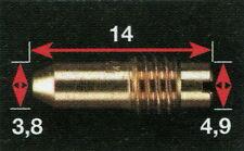 Mikuni - Gicleur de ralenti MKg de 30 à 65 (ref: MKgxxx) ou (KYS-15Axxx)