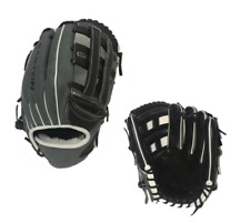 "EASTON SMALL BATCH C33 GREY AND BLACK 11.75""  RHT BASEBALL GLOVE"
