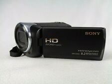 Sony Handycam Hdr-Cx405 Black High Definition Camcorder Internal Charger Tested
