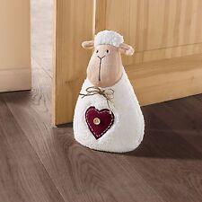 Türstopper Schäfchen Türhalter Deko Türpuffer Türbremse Zuschlagbremse Schaf
