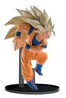 Dragon Ball Banpresto SSJ3 Goku SCultures Big Budoukai Volume 6 Figure Kamehame