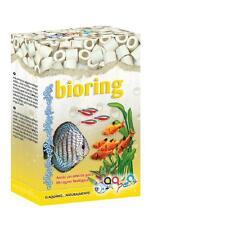 Aquarium Tank Fish Bio Ceramic Rings for Filtration of the Water - 500GR