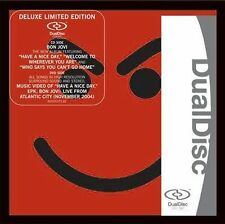 Have a Nice Day [DualDisc] [Limited] by Bon Jovi (CD, Sep-2005, Island DVD-A)