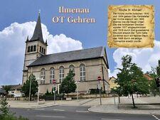 Ilmenau OT Gehren Stadtkirche Thüringen 237