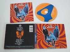 DIE FANTASTISCHEN VIER/DIE 4.DIMENSION(COLUMBIA 474895 2) CD ALBUM DIGIPAK