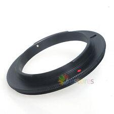 52mm Macro Reverse Adapter Ring For Nikon AI AF Mount D3 D90 D5100 D3100 D7000
