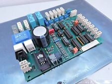 Spectro Analytical EK 9306A  board  from Spectroil M