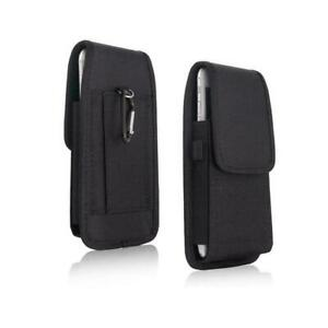Universal Pouch Mobile Protective Belt Clip LOOP Hook Holster Phone Case Cover